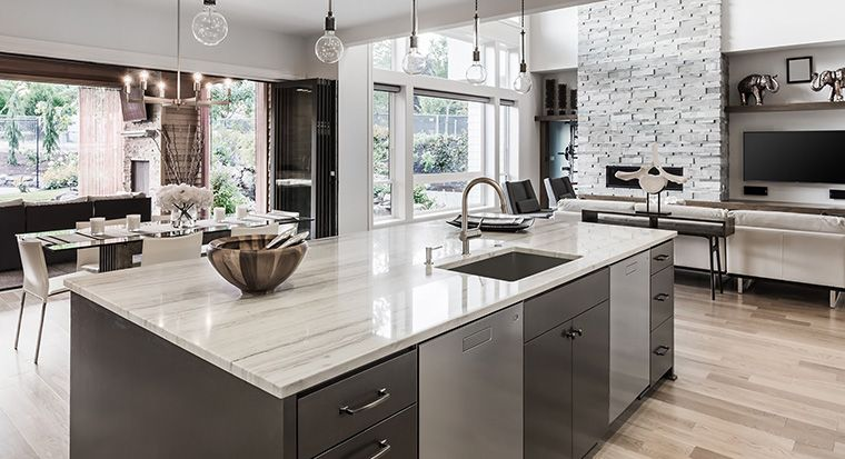 What are the importances of countertops?