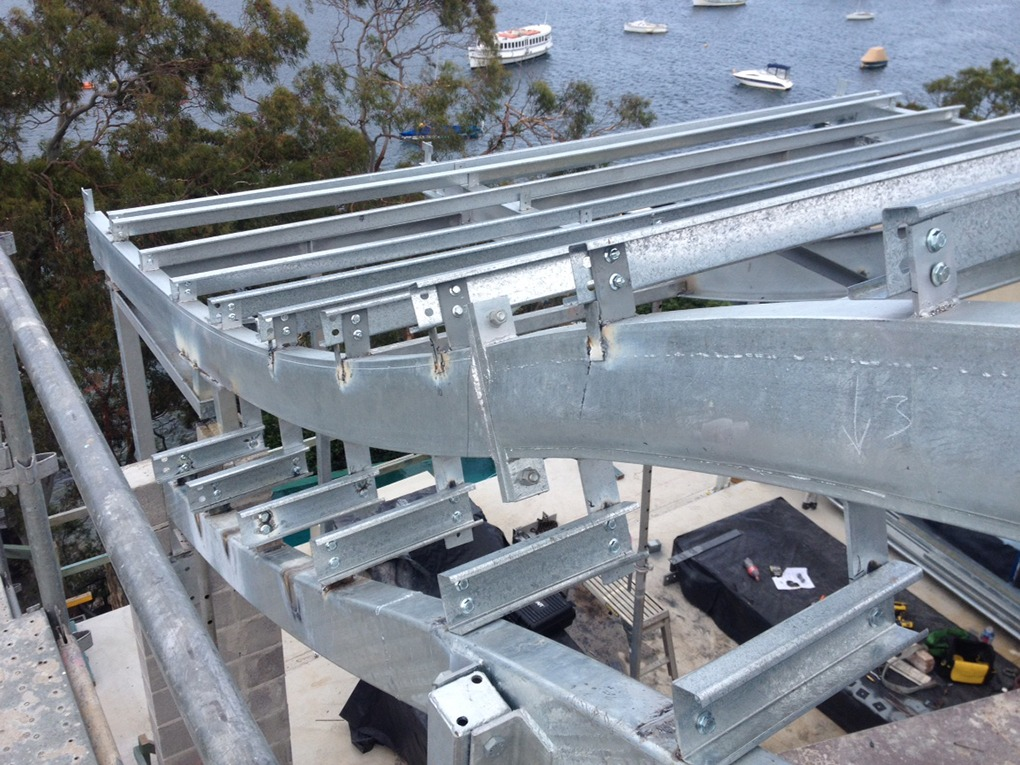 steel fabricators use